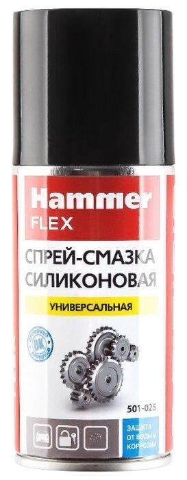 Масло для смазки цепи Hammerflex 501-025 0.15 л