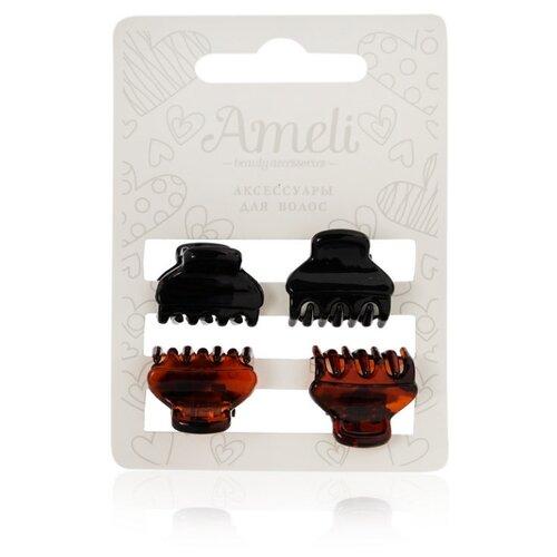 Краб Ameli 3084535 4 шт. черный/коричневый