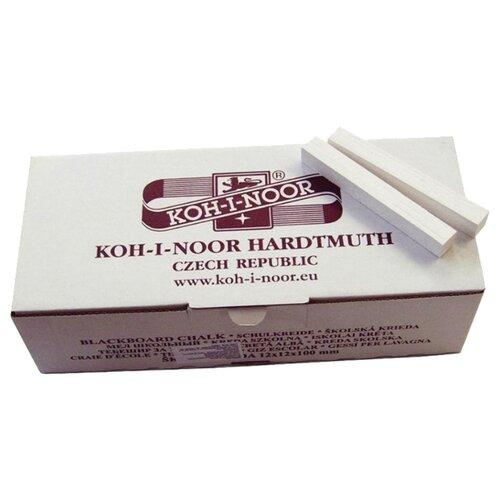 KOH-I-NOOR Мел школьный 100 штук, Пастель и мелки  - купить со скидкой