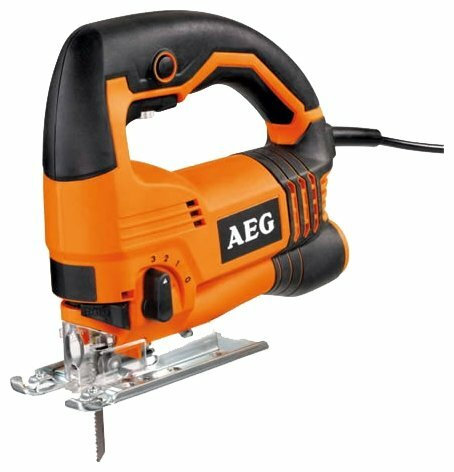 Электролобзик AEG STEP 90 X 600 Вт