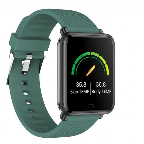 Умные часы GARSline Q9T, зеленый