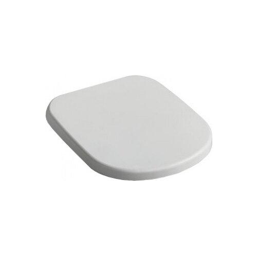 Крышка-сиденье для унитаза Ideal STANDARD Tempo T6792 дюропласт с микролифтом евробелый