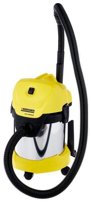 Профессиональный пылесос KARCHER WD 3 Premium Jubilee 1000 Вт