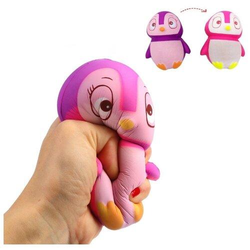Купить Сквиш-хамелеон Наша Игрушка Пингвиненок, меняет цвет в руках (SPXXQB13), Наша игрушка, Детские наборы инструментов