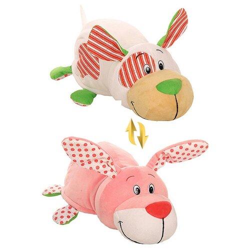 Купить Мягкая игрушка 1 TOY Вывернушка Ням-Ням Зайчик-Собачка с ароматом 35 см, Мягкие игрушки