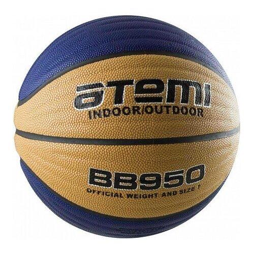 Мяч баскетбольный Atemi, PVC Foam, 8 панелей, BB950 (7)
