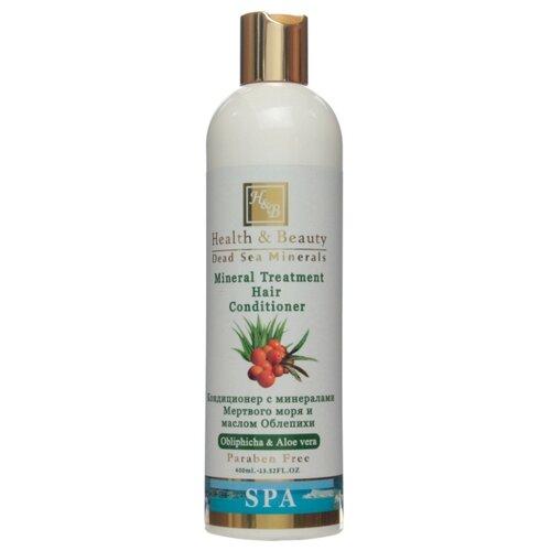 Купить Health & Beauty кондиционер для волос Mineral Treatment с облепихой и минералами Мертвого моря, 400 мл