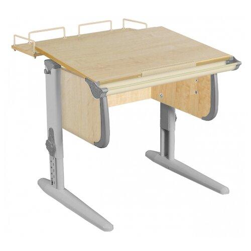 Купить Стол ДЭМИ СУТ-24-01 75x82 см клен/серый/серый, Парты и столы