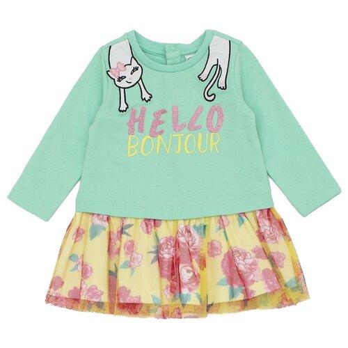 Платье Pixo размер 92, ментоловыйПлатья и юбки<br>