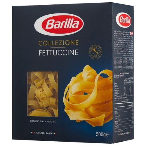 Barilla Макароны Collezione Fettuccine, 500 г соус barilla napoletana 400 г