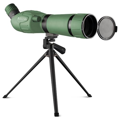 Фото - Зрительная труба KONUS Konuspot-60C 20-60x60 зеленый зрительная труба veber snipe super 20 60x80 gr zoom зеленый черный