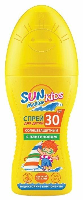 Sun Marina Kids Детский спрей для безопасного