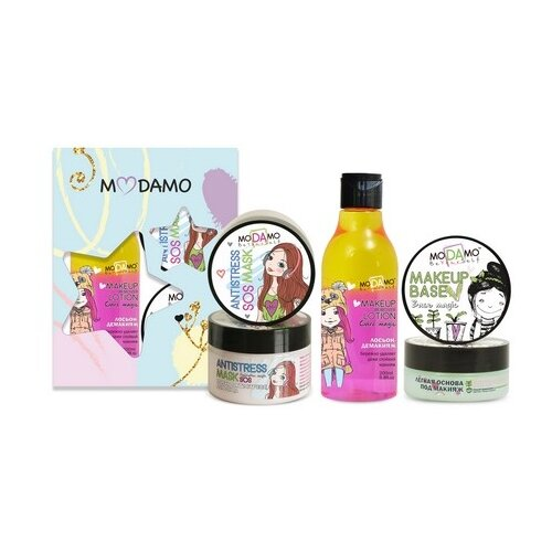 Набор MoDaMo Amazing Beauty Box  - Купить