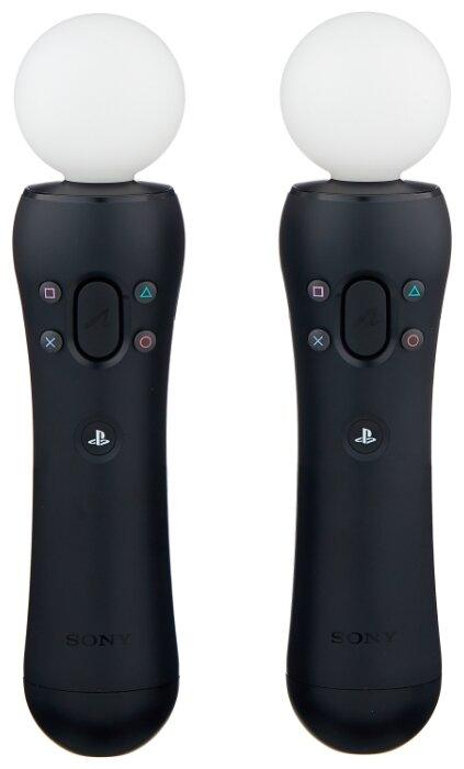 Датчик движения Sony Move Motion Controllers Two Pack (CECH-ZCM1E) — купить по выгодной цене на Яндекс.Маркете