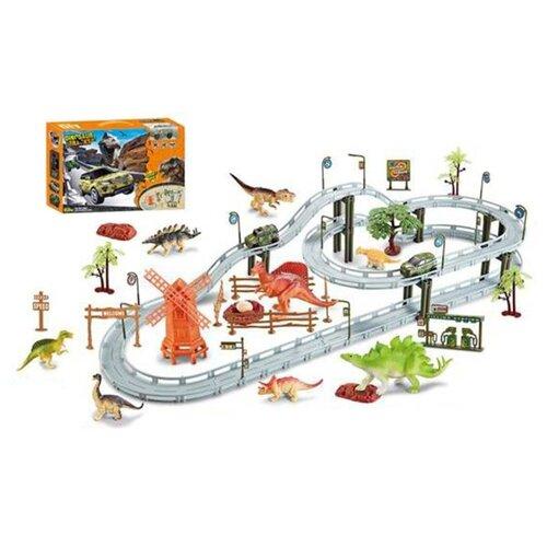 Купить Трек Наша игрушка 645215, Детские треки и авторалли