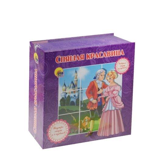 Купить Prof-Press Книжка из кубиков.Спящая красавица, Книжки-игрушки