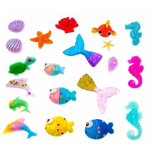 Шармы для слайма. Морские обитатели N20