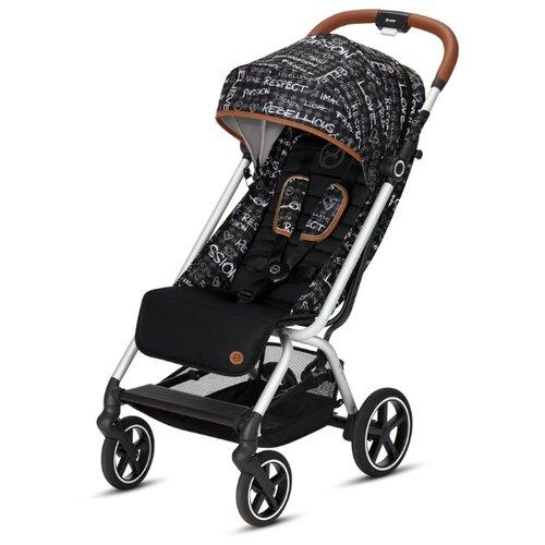 Прогулочная коляска Cybex Eesy S Plus Fashion strength dark grey прогулочная коляска quinny zapp flex plus luxe sport grey