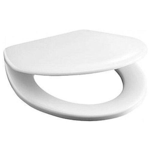 Крышка-сиденье для унитаза Jika Lyra 9251.5.300.063.9 дюропласт белый