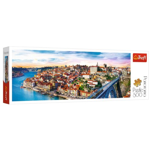 Пазл Trefl Порту Португалия (29502), 500 дет. пазл trefl винтаж 37240 500 дет
