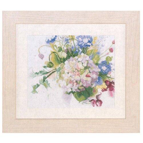 Купить Lanarte Набор для вышивания Гортензия 40 x 33 см (PN-0151018), Наборы для вышивания