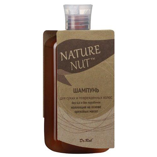 Купить Nature Nut шампунь для сухих и поврежденных волос 400 мл