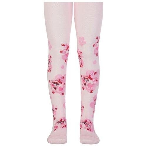 Купить Колготки Брестские Смешарики 19С3289 размер 80-86, бледно-розовый