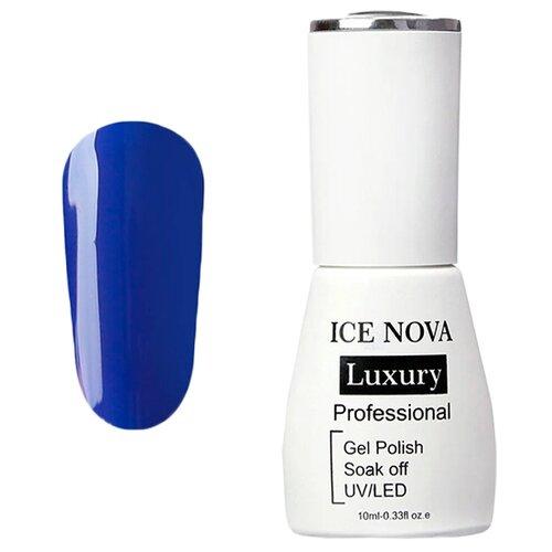 Купить Гель-лак для ногтей ICE NOVA Luxury Professional, 10 мл, 082 navy