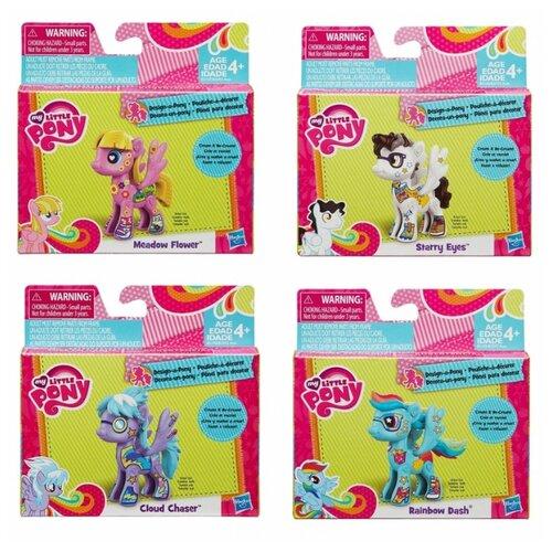 Купить My Little Pony. Базовая пони Создай свою пони в ассортименте, Hasbro, Игровые наборы и фигурки
