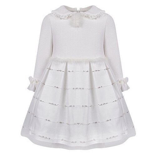 Платье Baby A. размер 74, белый