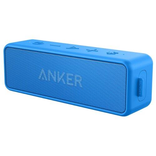 Портативная акустика ANKER SoundCore 2 blue