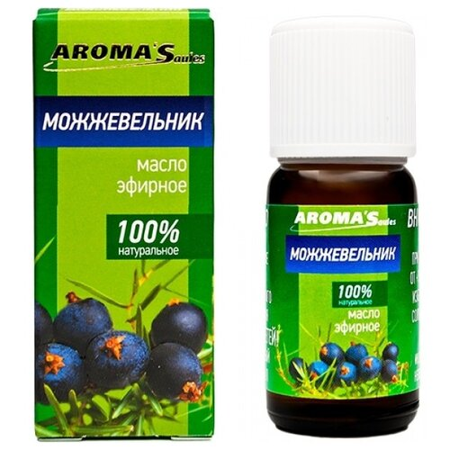 AROMA'Saules эфирное масло Можжевельник, 10 мл