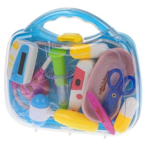 Набор доктора Наша игрушка 643164 набор доктора наша игрушка 643452