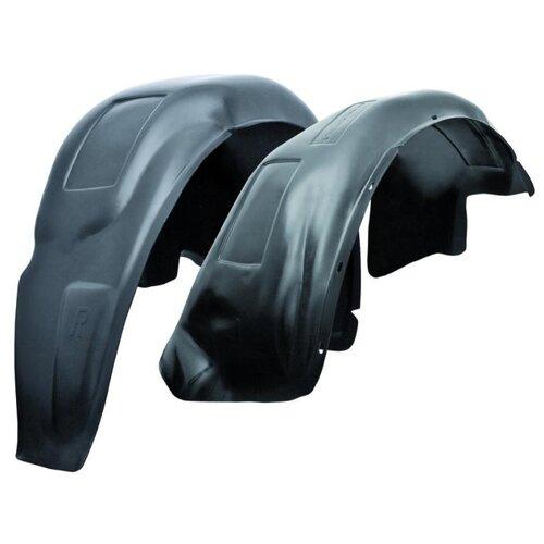 Комплект подкрылков LADA PPL30510157 для LADA (ВАЗ) черный брызговики задние для lada ваз lada 99999218001382 черный