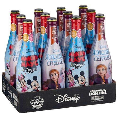 Детское шампанское МПК Disney Холодное сердце клубника-банан, 0.75 л, 12 шт. маргарита логвинова детское сердце разбито войной