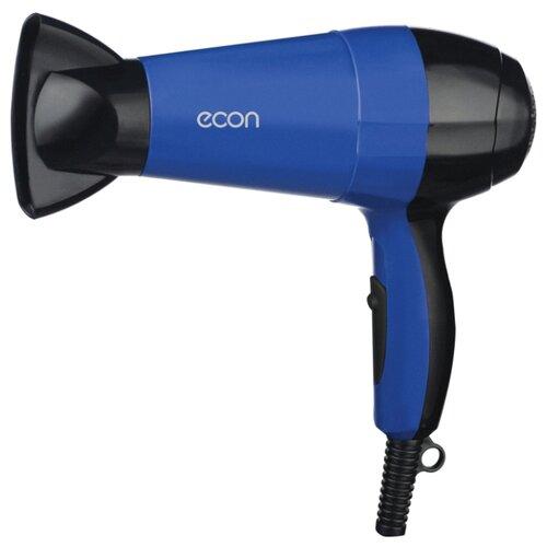Фен ECON ECO-BH222D blue отпариватель напольный econ eco bi2001s blue