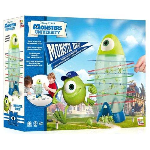 Настольная игра IMC Toys Сбрось Монстров, Monsters University imc toys marvel игра кто самый ловкий мстители