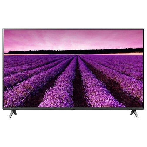 Фото - Телевизор NanoCell LG 49SM8000 49 (2019) черный телевизор lg 70um7450 70 2019