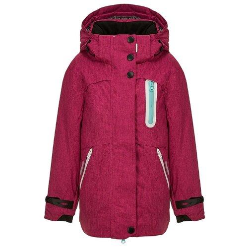 Купить Куртка Oldos Эмили размер 122, розовый, Куртки и пуховики
