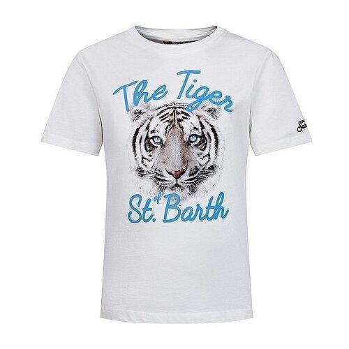Фото - Футболка MC2 Saint Barth размер 92, белый футболка mc2 saint barth размер 128 белый