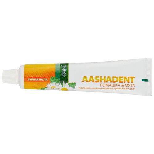 Зубная паста Aashadent Ромашка - Мята, 100 г