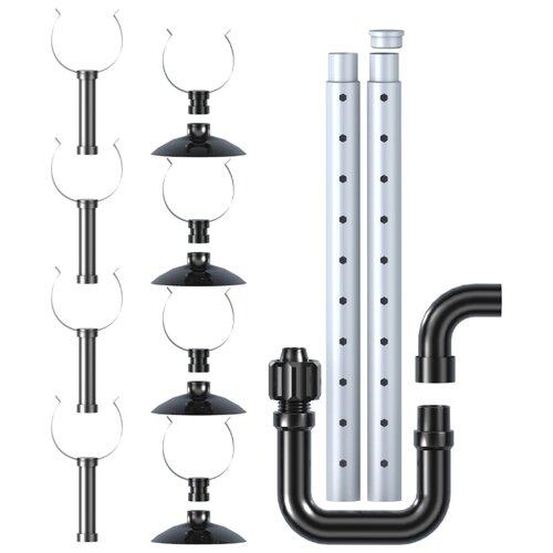 Tetra Replacement Kit Outflow для ЕХ 400, 600, 600 Plus, 700, 800 Plus черный