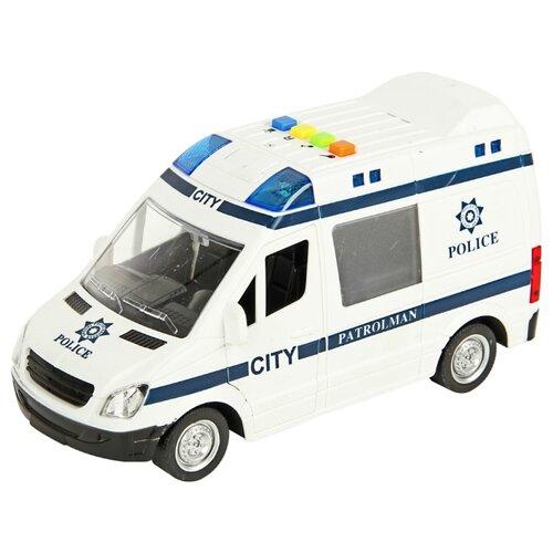 Купить Фургон DRIFT 57247 1:16 27.5 см белый, Машинки и техника