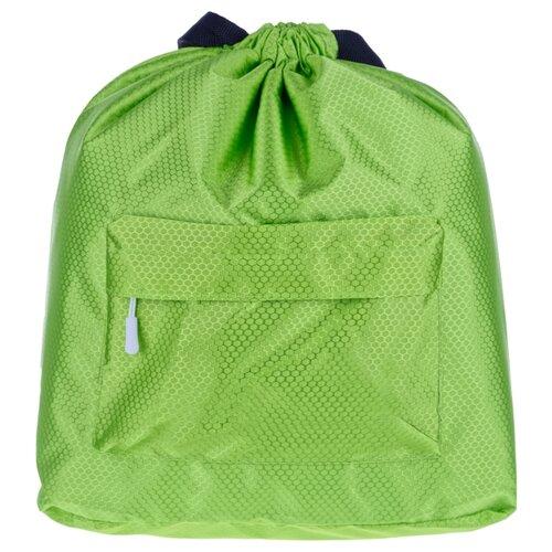 Купить ArtSpace Рюкзак-мешок (Tn_19813/Tn_19814) зеленый, Мешки для обуви и формы