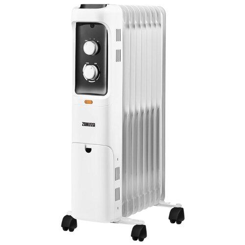 Масляный радиатор Zanussi ZOH/LT-09 белый