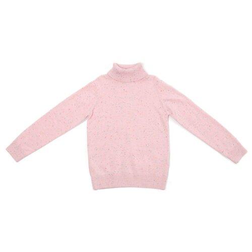 Купить Свитер playToday размер 116, розовый, Свитеры и кардиганы