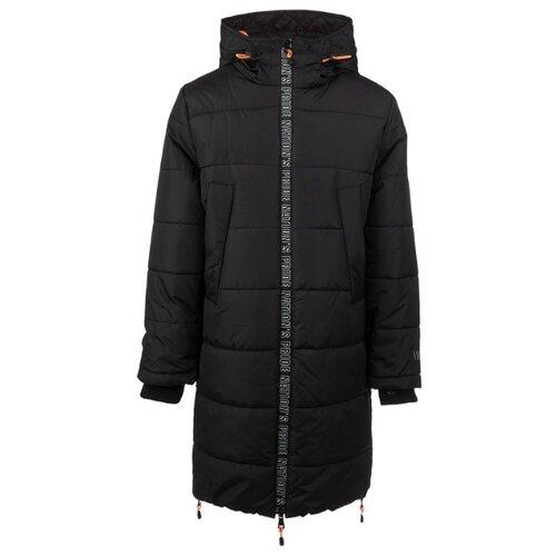 Купить Куртка playToday Classic 2020 22011073 размер 152, черный, Куртки и пуховики