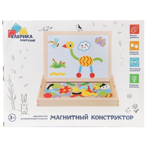 Фабрика Фантазий Доска фантазий (74643) пирамидка фабрика фантазий клоун