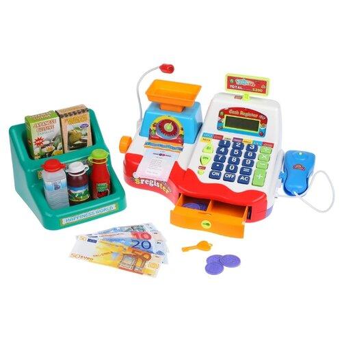 Купить Магазин Play Smart с микрофоном (7256), Играем в магазин