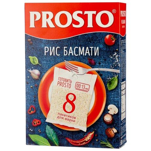 Рис PROSTO Басмати длиннозерный 18441 500 г рис длиннозерный националь басмати 500 г